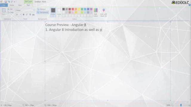 Angular 8