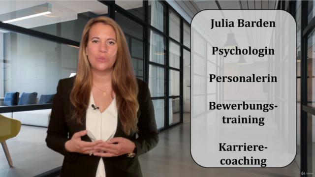 Bekomme deinen Traumjob! Bewerbungstraining von Psychologin