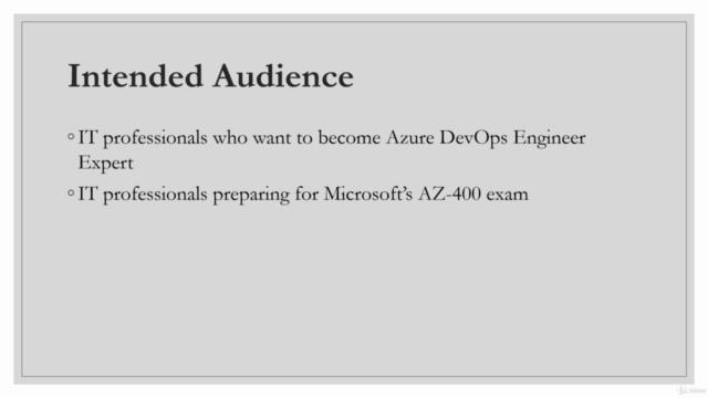 AZ-400 Exam MS Azure DevOps Expert : Practice Tests 2021