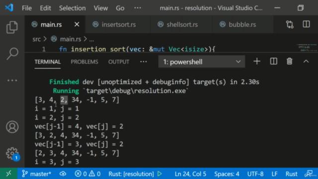 Rust: Primeiros Passos no Mundo de Algoritmos no Vscode!