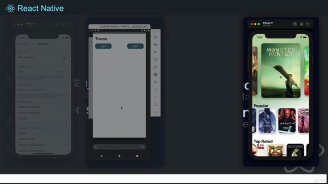 React Native: Aplicaciones nativas para IOS y Android