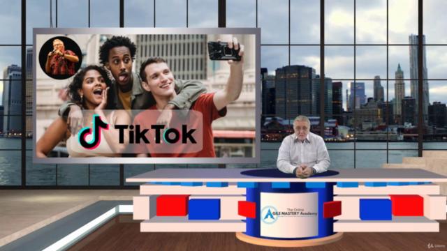 TIKTOK Masterclass: Build Your Business With TIKTOK