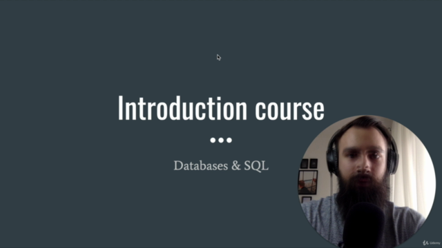 Databases & SQL - Introduction Course for Oracle SQL