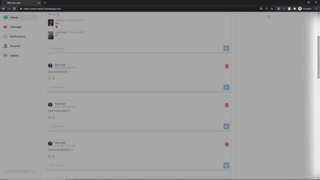 MERN Stack React, Socket io, Next.js Express,MongoDb, Nodejs