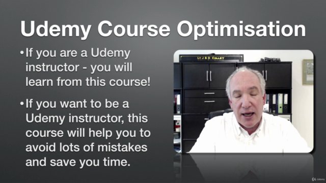 Udemy Online Course: Optimise with Teachinguide (Unofficial)