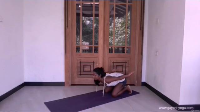 Yoga-Therapie für den unteren Rücken