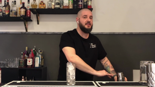 Il mio corso Barman