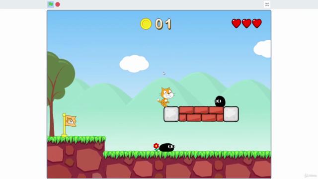 Уроки программирования для детей. Создание игр в Scratch