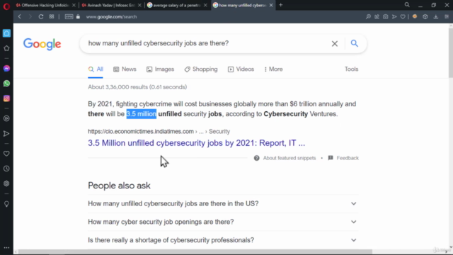 Offensive Hacking Unfolded - Become a PenTesting Pro in 2021
