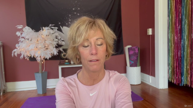 Yoga and meditation for grief .