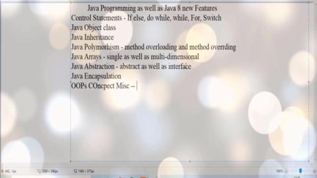 Complete Java Programming