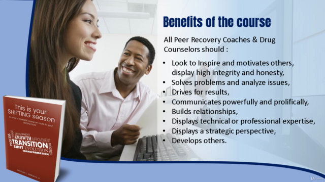 Leadership: Recovery Coach and Drug Counseling Leadership
