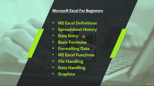 Microsoft Excel - From Beginner to Intermediate Level