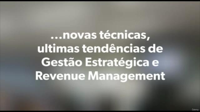 Gestão Hoteleira e Revenue Management para Hotéis e Pousadas