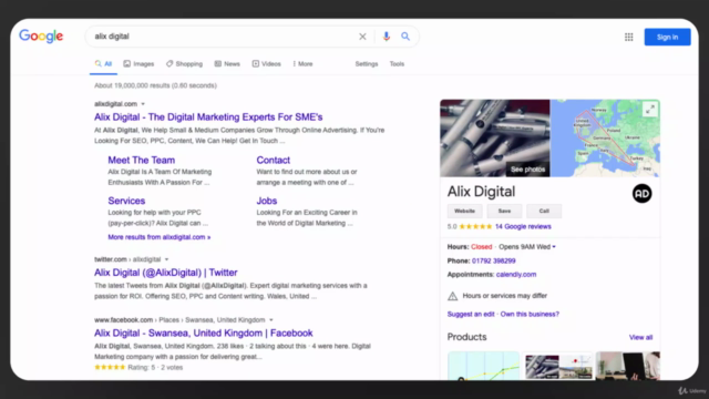 Reach New Customers Online With Google My Business