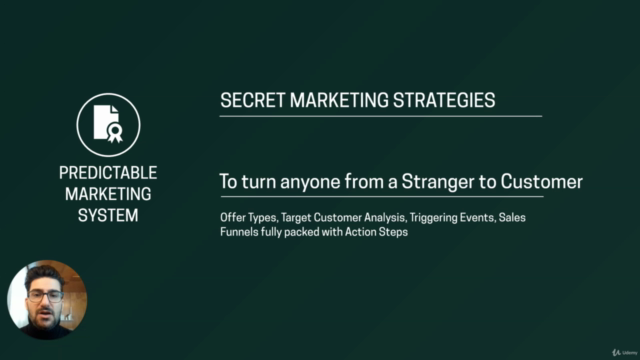 From Stranger to a High-Paying Customer Secret Formula