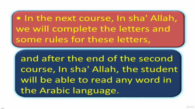 Your path to mastering the Arabic language (Part 1)