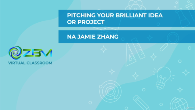 Pitching Your Brilliant Idea Or Project