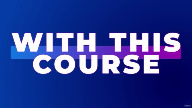 IOS-14 & Swift-5 - The Complete iOS App Development Course