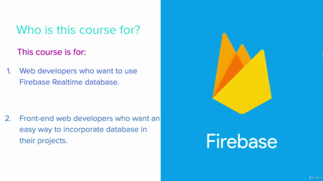 Firebase Realtime Database For The Web