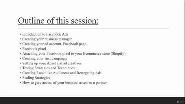 Facebook Ads & Facebook Marketing Crash Course For Beginners