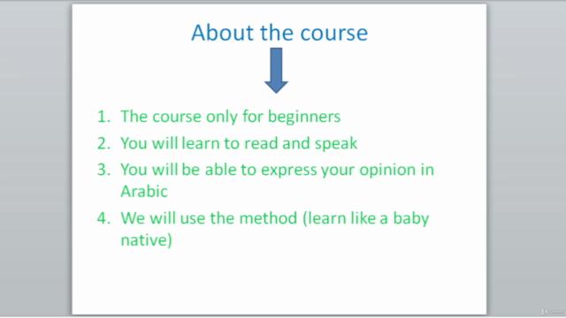 Speak Arabic now fast like a native