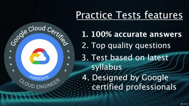 [New] 2021 Google Associate Cloud Engineer Practice Exams