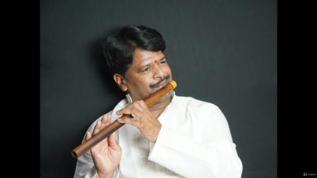 Learn Ilayaraja Tamil Hits On Carnatic Flute Vol : 1