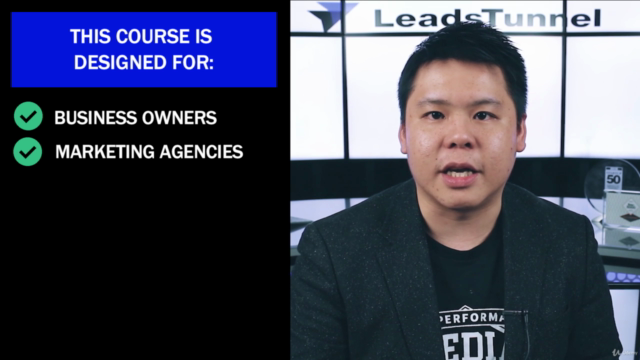 LeadsTunnel Academy: Generate Leads With Facebook Lead Ads