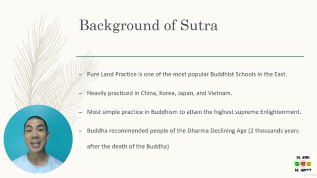 The Sutra of Amitabha Buddha - The Pure Land Practice