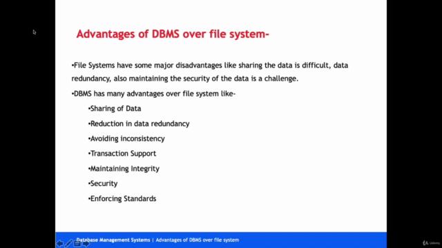 Database Management System A-Z™: Beginner to Expert (2021)