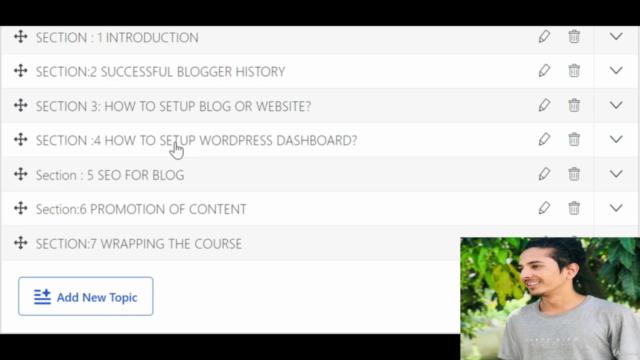Advance level of blogging course in हिंदी