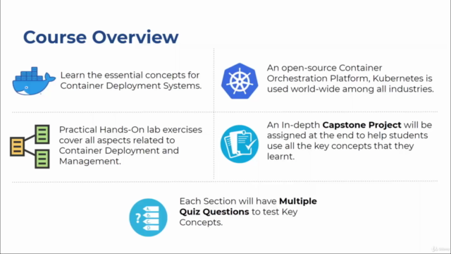 Dockers & Kubernetes: Introduction into the world of DevOps