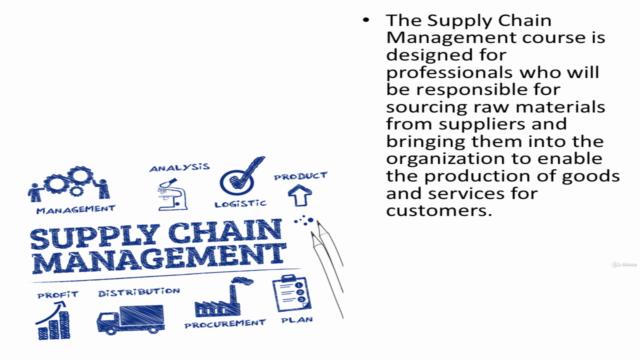 Supply Chain Management (SCM) MasterClass