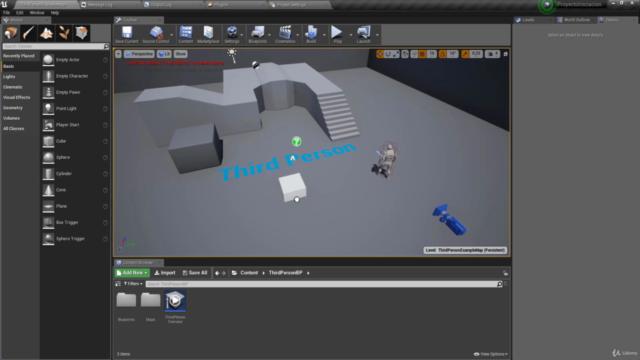 Introducción gratuita al Unreal Engine 4 por VR-School.