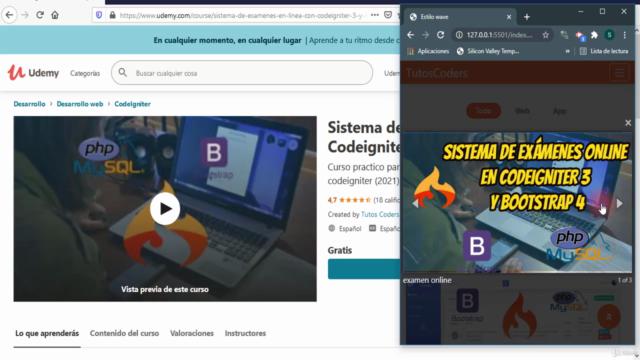 Crea una Landing Page con HTML5, CSS3, JQUERY Y BOOTSTRAP 5