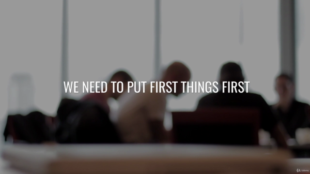 """Agile Prioritization or how to """"Put First Things First"""""""