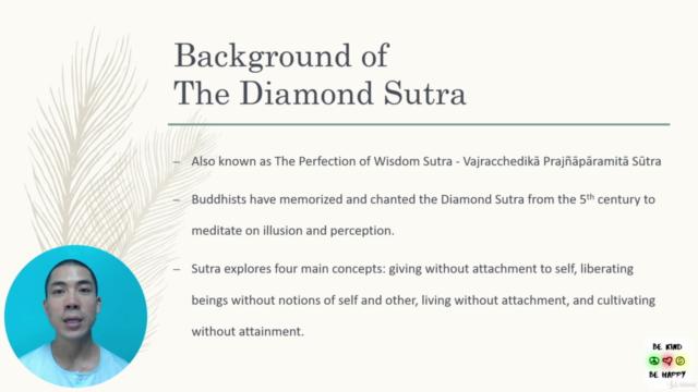 The Diamond Sutra - Buddhist Teaching on Emptiness   Part 2