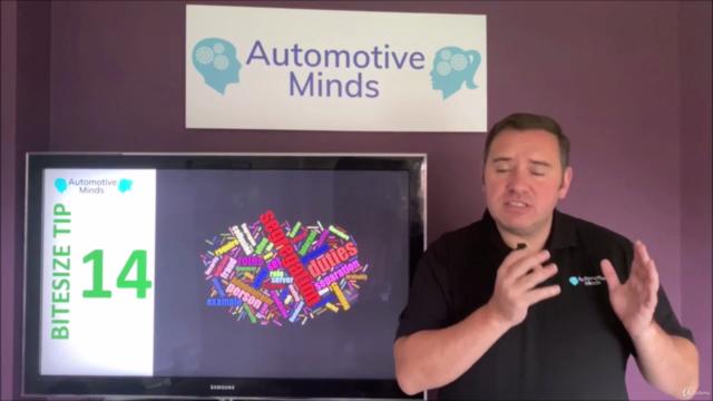 Automotive Sales Management Programme Part 6