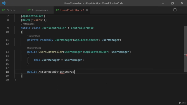 Building Microservices with .NET - Security and Identity