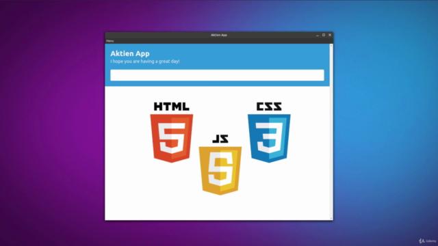 Electron - Einstieg in die Entwicklung von Desktop Apps