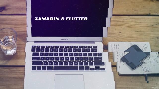 Learn Xamarin & Flutter : Killing 2 birds with a stone