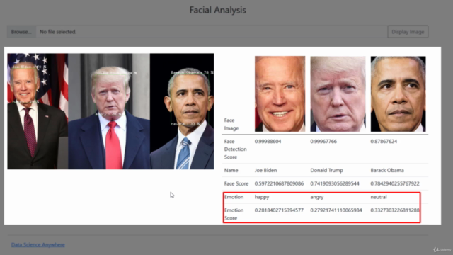 Face Recognition Web App with Machine Learning Django Heroku