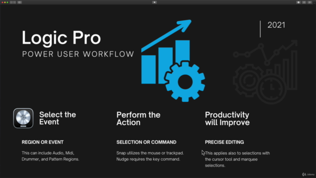 Become a Logic Pro Power User (Part 3)