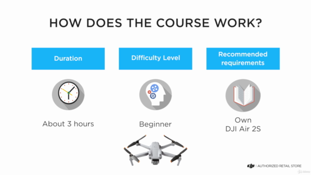 DJI Air 2S - DJI ARS Educational Official Course