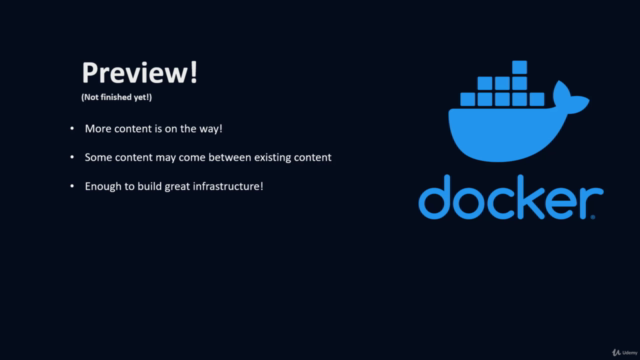 More than Certified in Docker