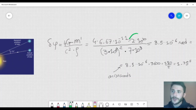 Mathematical predictions of General Relativity