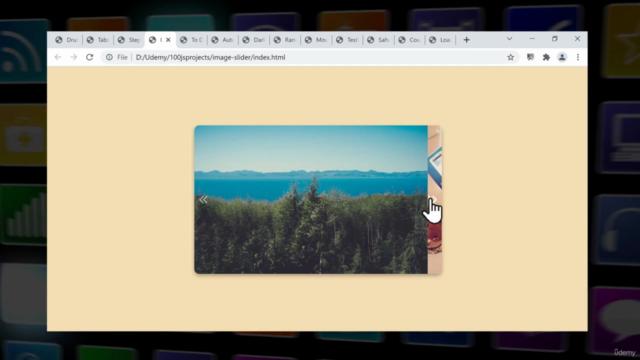 HTML, CSS, and JavaScript Projects: Sidebar & Navbar Menus