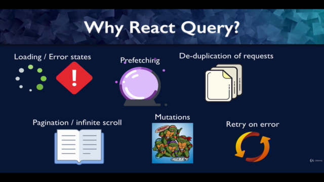 React Query: Server State Management in React