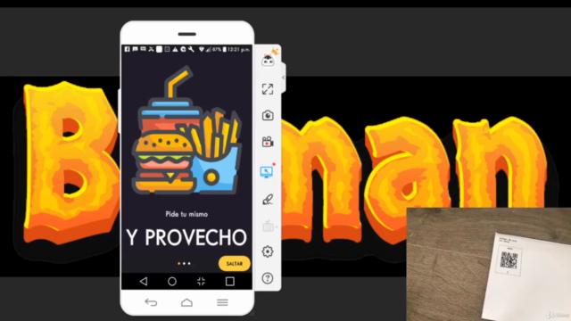 Nueva App móvil para clientes en sistema de Restaurante